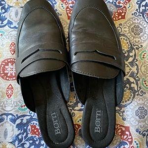 Born- slide loafer